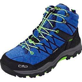 CMP Campagnolo Rigel Mid WP Trekking Shoes Junior royal-frog